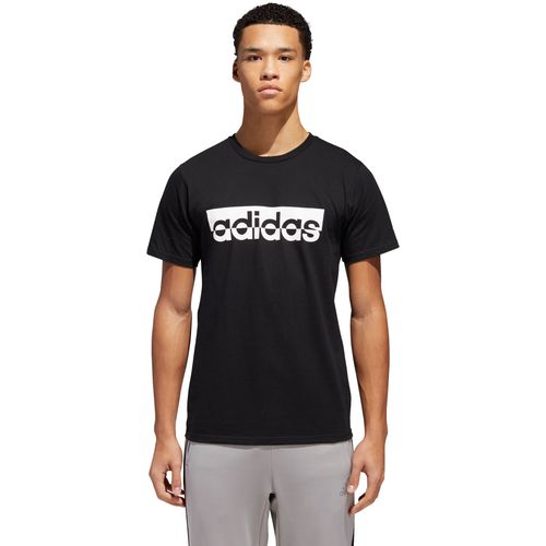 adidas Men's Linear Chopped T-shirt - view number 3