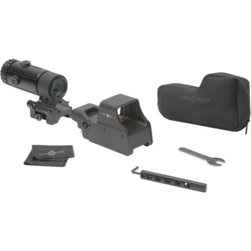 Display product reviews for Sightmark Ultra Shot Plus and 3x Tactical Magnifier Set