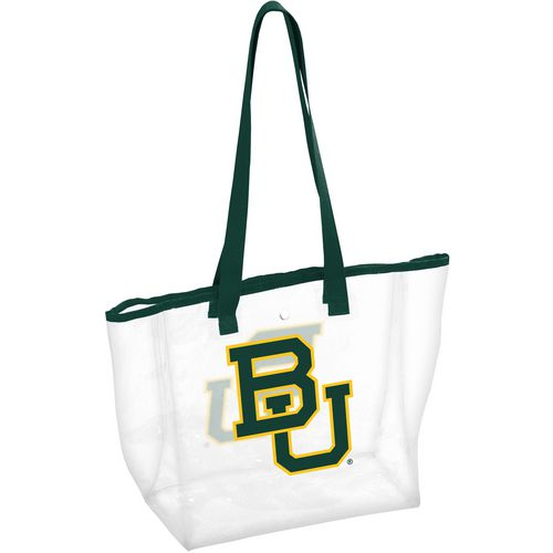 Logo Baylor University Clear Tote Bag