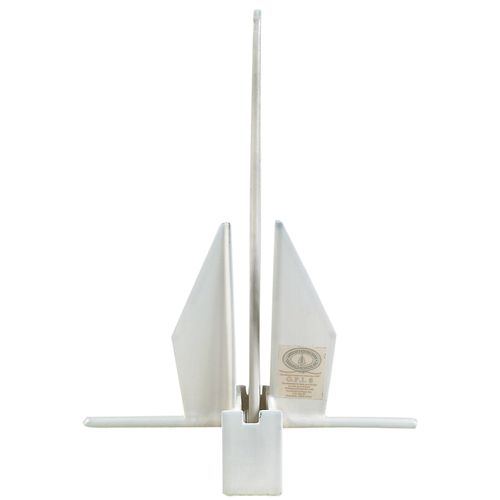 Greenfield Products American Yachting Series 7 lb. Fluke Anchor