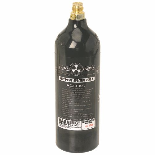 Display product reviews for Extreme Rage 20 oz. CO₂ Tank with Pin Valve