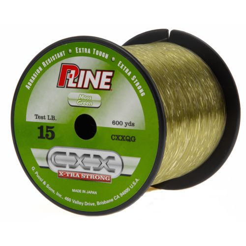 Display product reviews for P-Line® 15 lb. - 600 yards Monofilament Fishing Line