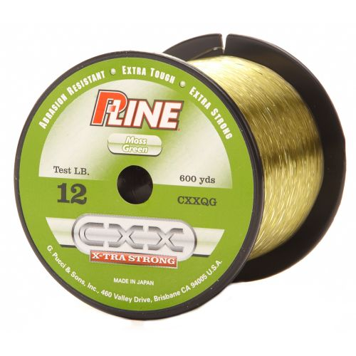 P-Line® 12 lb. - 600 yards Monofilament Fishing Line