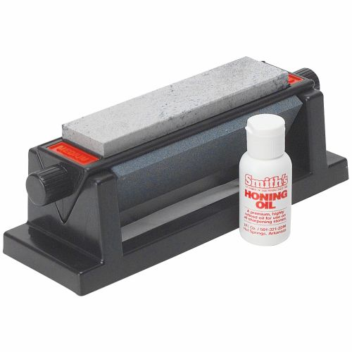"Display product reviews for Smith's 6"" 3-Stone Sharpening System"