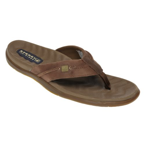 Sperry Men's Double Marlin Sailboat Thong Sandals - view number 2