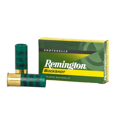 Remington Express 12 Gauge Buckshot - view number 2