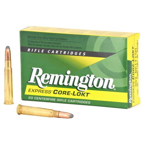 Remington Core-Lokt .303 British 180-Grain Centerfire Rifle Ammunition