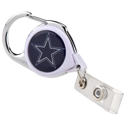WinCraft Team Retractable Cord Premium Badge Holder