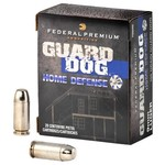 Federal Premium® Guard Dog 9mm Luger 105-Grain Centerfire Handgun Ammunition