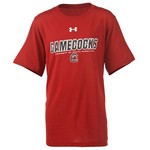 Under Armour® Kids' University of South Carolina Team Zone T-shirt