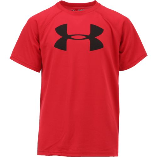 Under Armour Boys' UA Tech Logo T-shirt