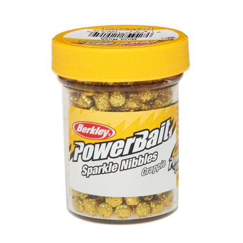 Display product reviews for Berkley® PowerBait 1.2 oz. Crappie Sparkle Nibbles