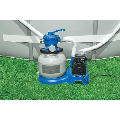 Display product reviews for INTEX® 1,200 Gallon Sand Filter Pump