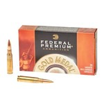 Federal Premium® Gold Medal 7.62 x 51mm 175-Grain Centerfire Rifle Ammunition