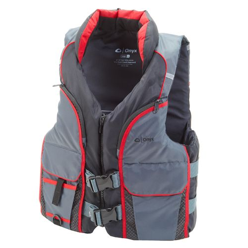 Display product reviews for Onyx Outdoor Adults' Select Vest Life Jacket