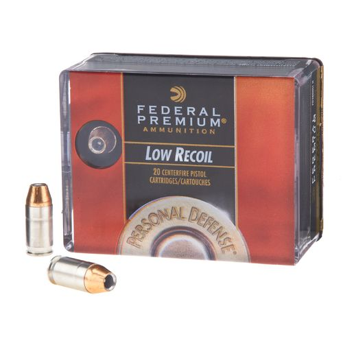 Display product reviews for Federal Premium® Ammunition Personal Defense® .380 Auto 90-Grain Hydra-Shok® JHP Cent
