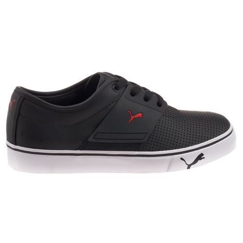 PUMA Boys' El Ace Jr. Athletic Lifestyle Shoes