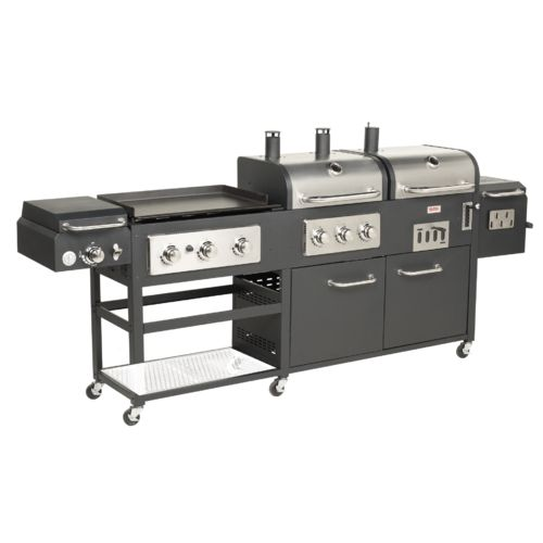 Outdoor Gourmet Pro Triton Supreme 6-Burner Gas Grill