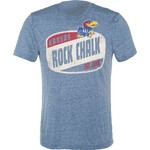 Colosseum Athletics Men's University of Kansas Bazooka T-shirt