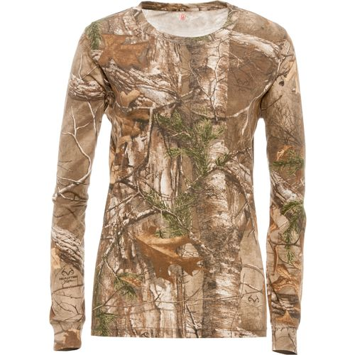 Image for Game Winner® Women's Hill Zone Camo Long Sleeve T-shirt from Academy