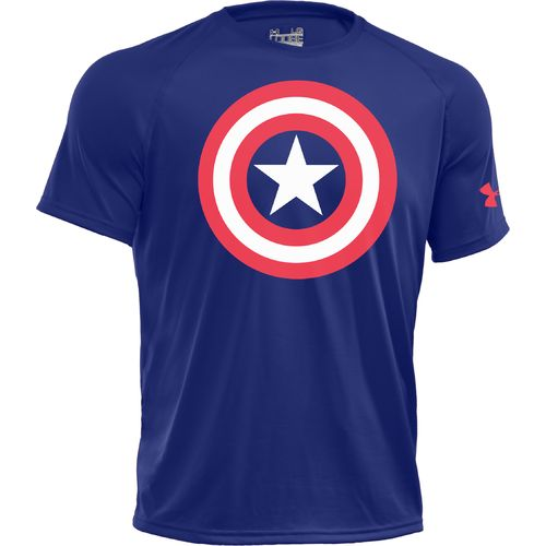 Under Armour  Men s Alter Ego Baselayer Captain America T-shirt