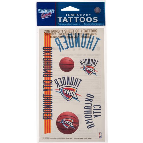 WinCraft NBA Team Tattoos