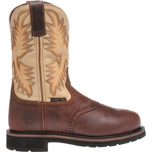 Display product reviews for Justin Women's Stampede™ Steel Toe Work Boots