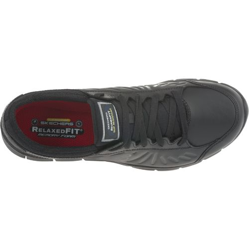 SKECHERS Women's Eldred Slip-Resistant Service Shoes - view number 5