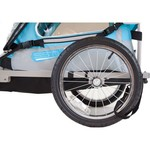 Allen Sports SST1 2-in-1 Hitch-Mounted Bike Trailer/Jogger - view number 11