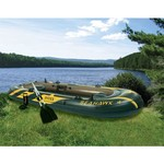 INTEX Seahawk 11 ft 7 in Inflatable Boat Set - view number 2