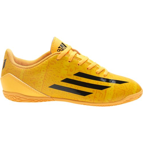 adidas Kids  F5 Messi Indoor Soccer Shoes
