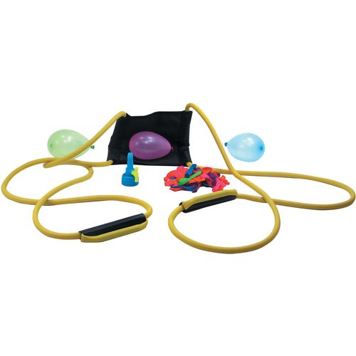 Image for Stream Machine™ 3-Person Water Balloon Launcher from Academy