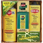 Remington RemOil 100th Anniversary Gift Pack with .22 40-Grain Rimfire Ammunition