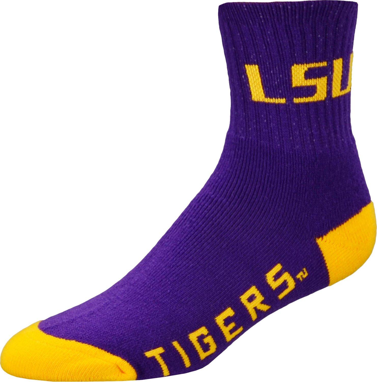 For Bare Feet Men's Louisiana State University Originals