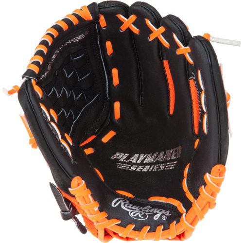 Display product reviews for Rawlings Youth Playmaker Basket Web 11 in Pitcher/Infield Glove