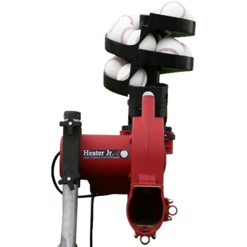Trend Sports Heater Jr. Real Baseball Pitching Machine