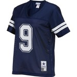 Dallas Cowboys Women's Tony Romo #9 Jersey