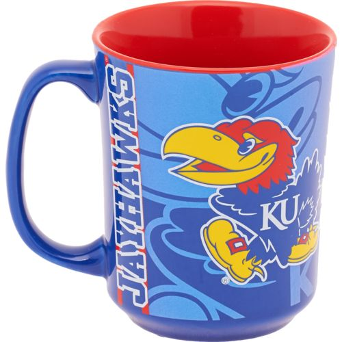 The Memory Company University of Kansas 11 oz. Reflective Mug