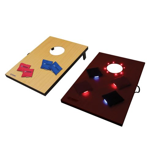 Triumph Sports USA Tournament LED Lighted Bag Toss Game