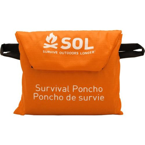 SOL Adults' Survival Poncho
