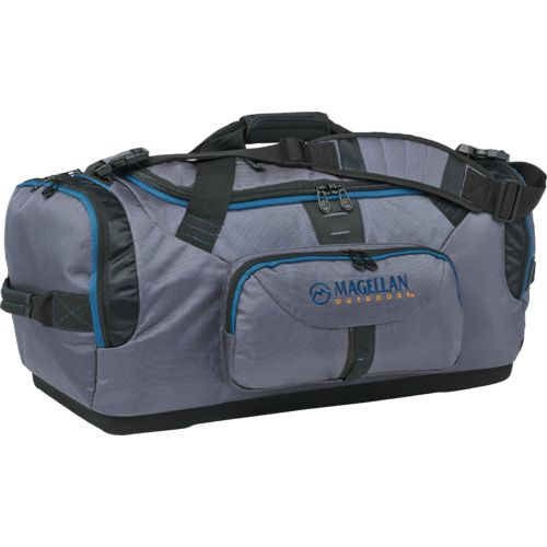 magellan outdoors 26 quot molded bottom duffel bag academy