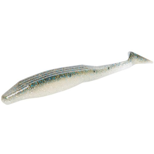 "Zoom Swimmin' Super Fluke 5-1/4"" Baits 5-Pack"