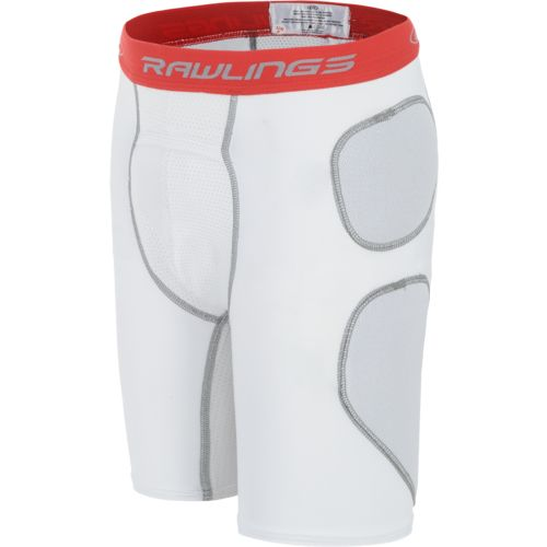 Display product reviews for Rawlings Kids' Baseball Slider Short