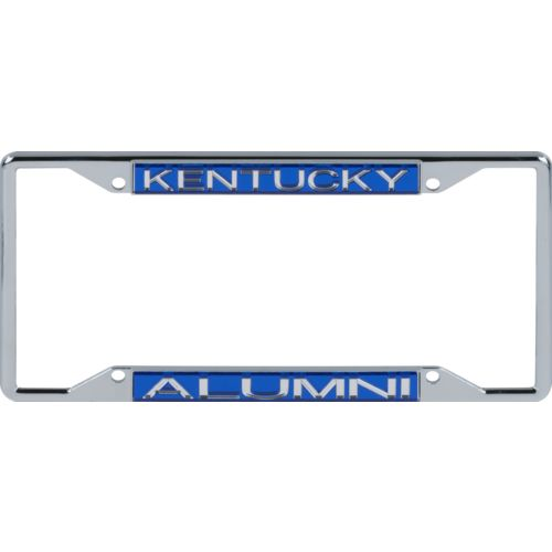 Stockdale University of Kentucky Alumni License Plate Frame