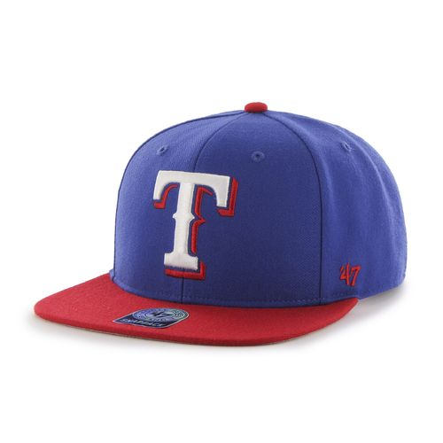 '47 Men's Texas Rangers Sure Shot 2-Tone Captain
