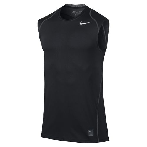 Display product reviews for Nike Men's Pro Cool Fitted Sleeveless Shirt