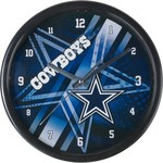 The Memory Company Dallas Cowboys Clock