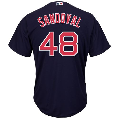 Majestic Men's Boston Red Sox Pablo Sandoval #48 Cool Base® Replica Jersey - view number 1