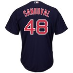 Majestic Men's Boston Red Sox Pablo Sandoval #48 Cool Base® Replica Jersey