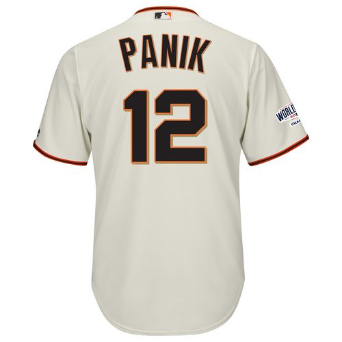 Majestic Men's San Francisco Giants Joe Panik #12 Cool Base® Jersey